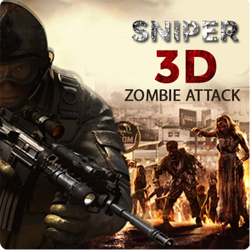 zombie attack spel