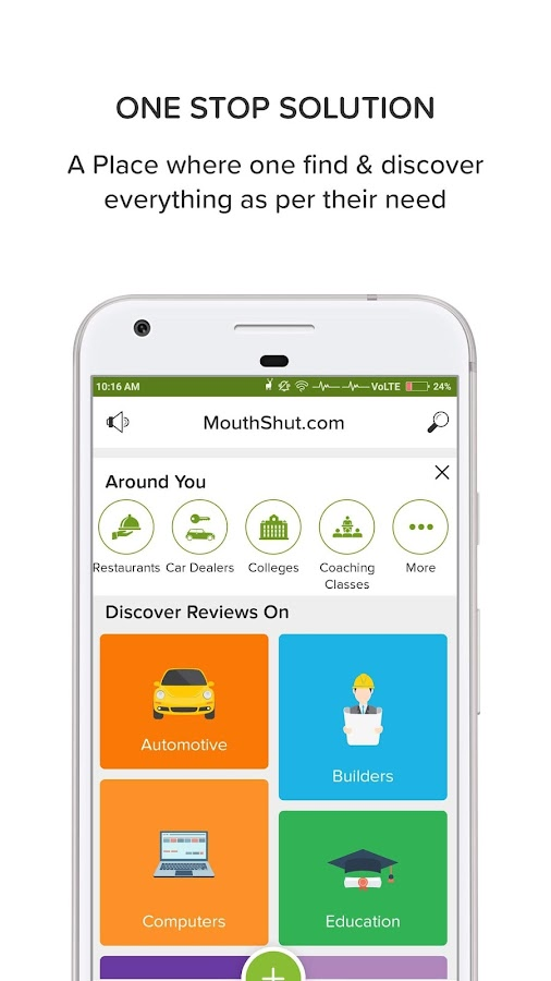 MouthShut.com - Reviews & Ratings- screenshot