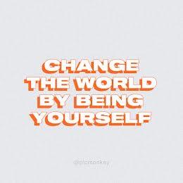 Being Yourself - Instagram Post item