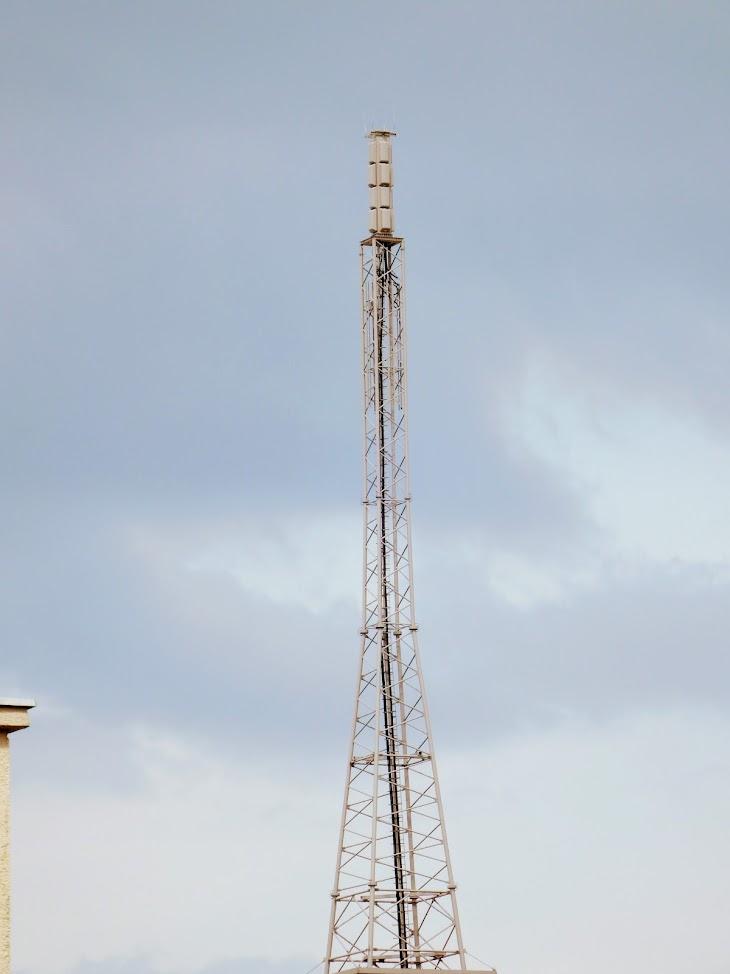 Wien 8/Liesing - DVB-T2 körzeti adóállomás+T-DAB+ adóállomás