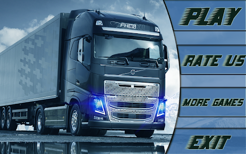 Truckers Wanted: Cargo Truck Transport Real Truck - náhled
