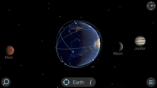Solar Walk Lite - Planetarium 3D: Planets System 2.7.1.1 screenshots 6