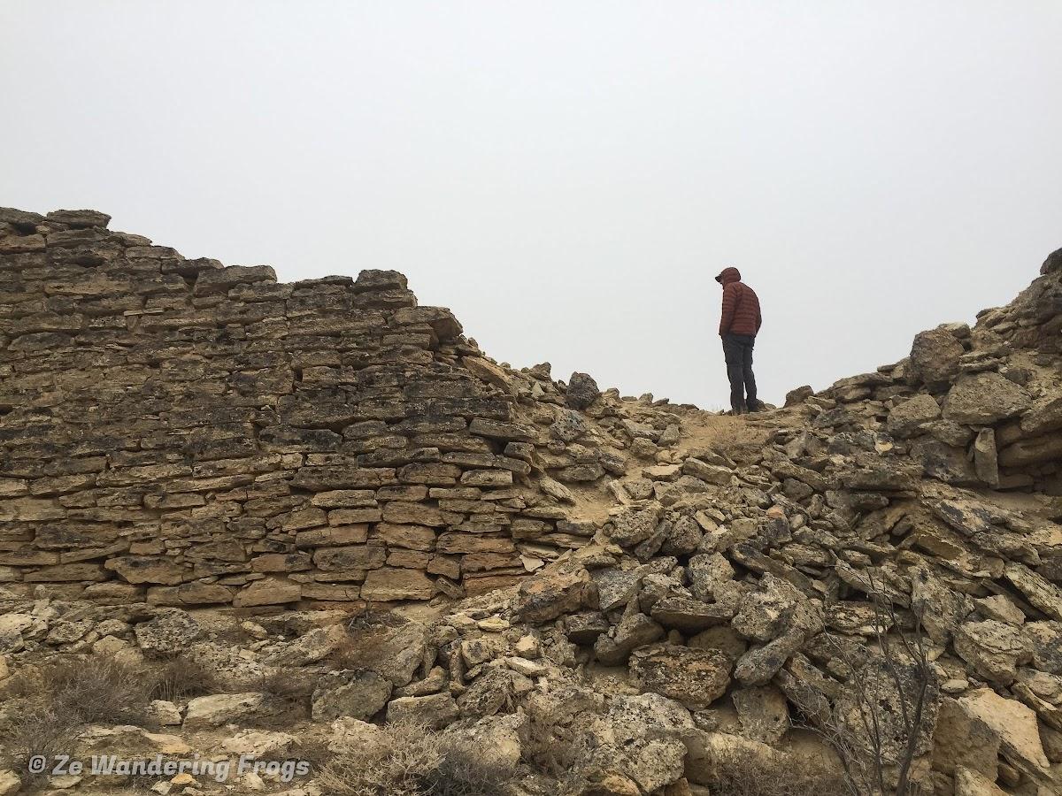 Off-the-Beaten Path Uzbekistan: A 3-Day Aral Sea Tour // 10th-centurySilk Road Kurgancha Kala Caravanserai and Fortress