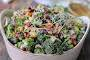 Broccoli Crunch Salad With A Parmesan Twist Recipe