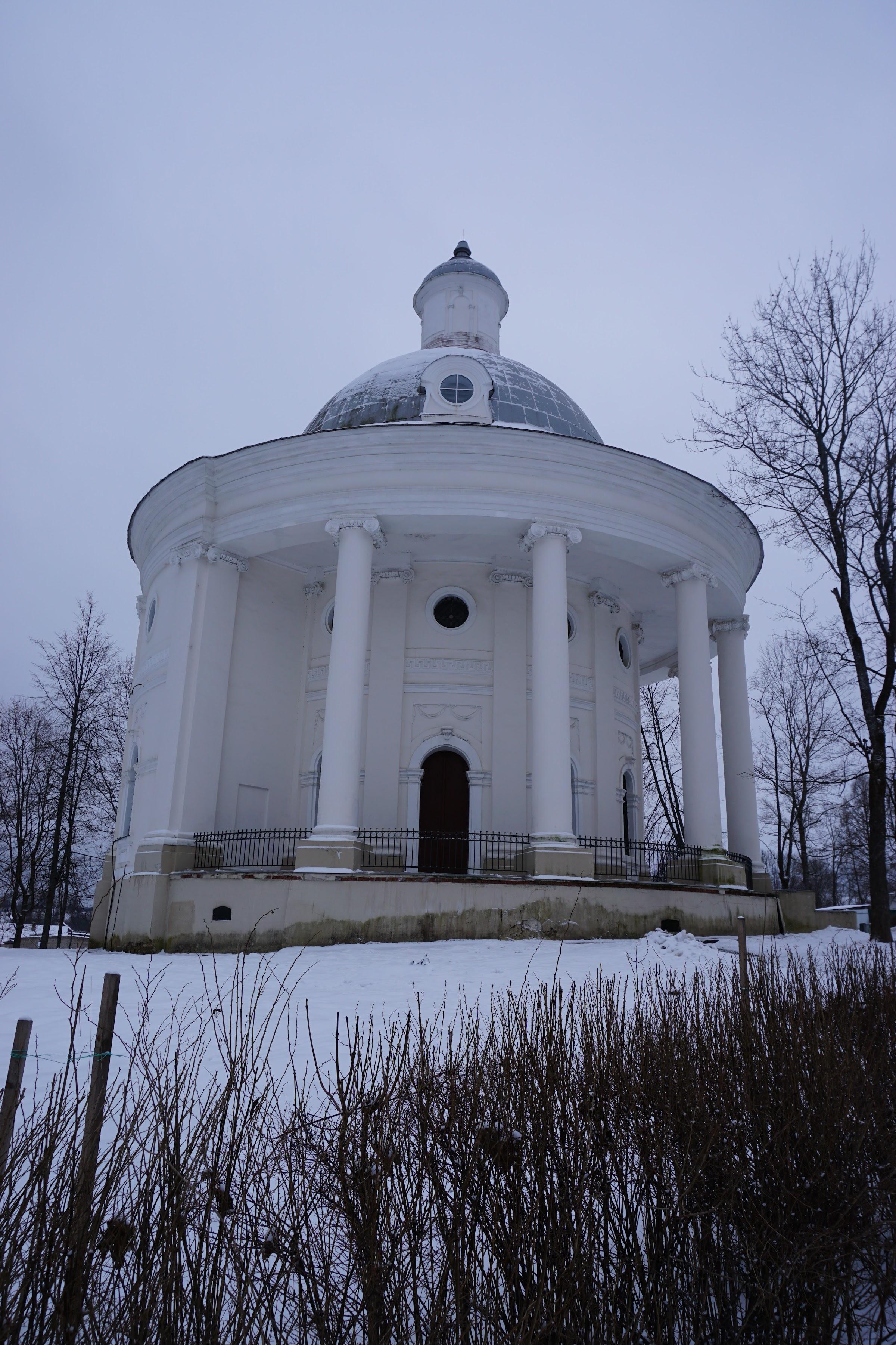 Из Москвы в Великий Новгород на шинах Viatti