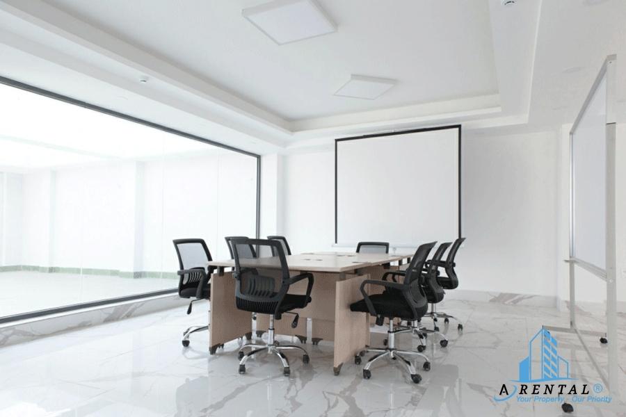 Phòng họp tách biệt và sang trọng