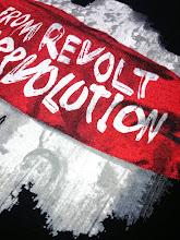 Photo: Tee-shirt personnalisé NPA REVOLUTION Sérigraphie Trame