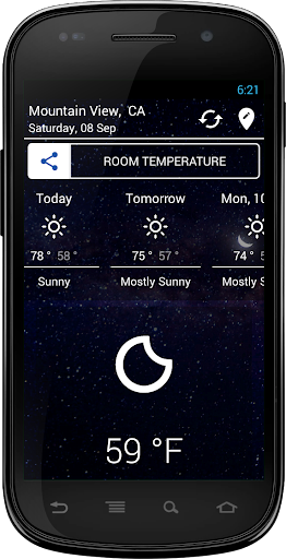 Room Temperature 1.8.9 screenshots 2