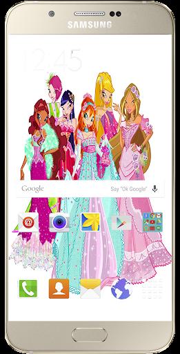 Winx Wallpapers 1.1 screenshots 2