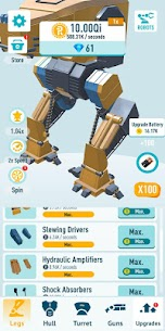 Idle Robots Mod Apk Download For Android and Iphone 3