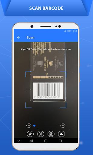 QR Code Scanner - Barcode Scanner 1.1 screenshots 3