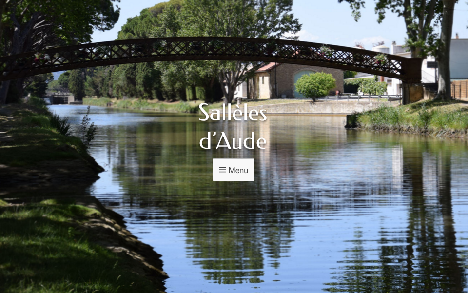 Sallèles d'Aude- screenshot