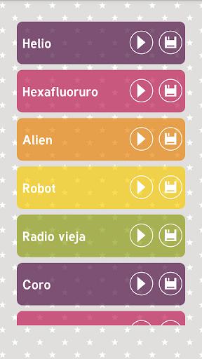 Cambiador de Voz screenshot 11