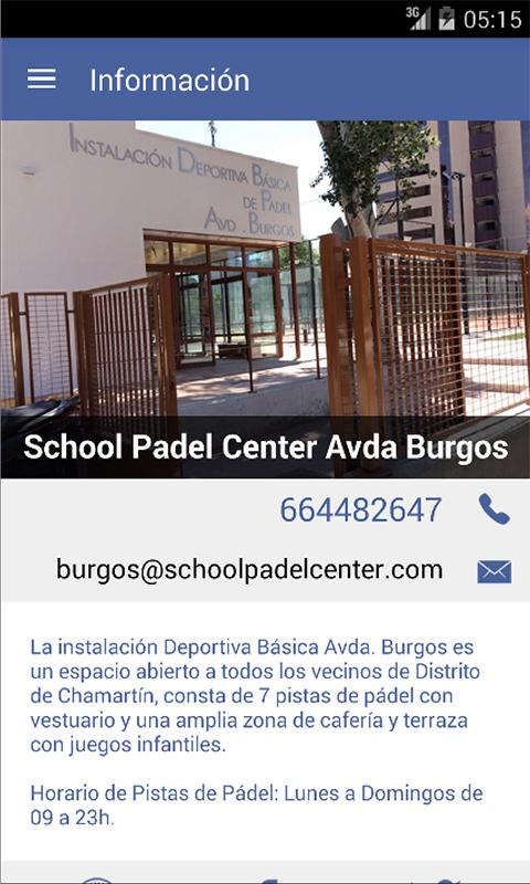 SPC Avda Burgos- screenshot