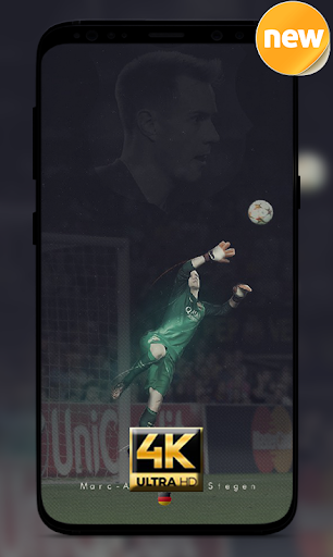 Download Marc Andre Ter Stegen Wallpapers 4k HD 1.0.0 2
