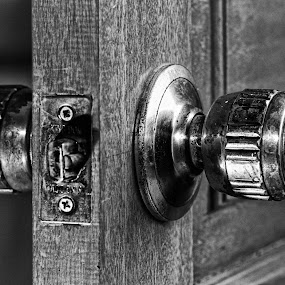 Just a Door Handle by Ari Wid - Artistic Objects Other Objects ( handle, gagang, door, pegangan, pintu, door handle )