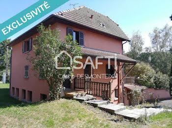 maison à Courcelles-lès-Montbéliard (25)