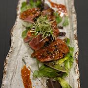 Wagyu Beef Tataki Carpaccio
