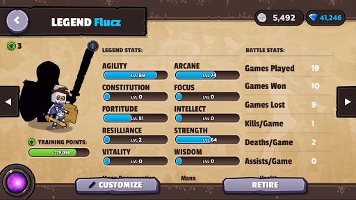 Mini Legends screenshots 12