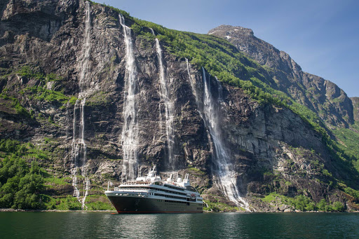 Ponant-Norway-Geiranger-Fjord.jpg - See the beauty of Norway on a Ponant cruise. Geiranger Fjord is a UNESCO World Heritage site.