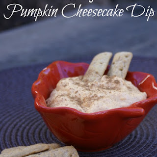 Pumpkin Cheesecake Dip Recipe