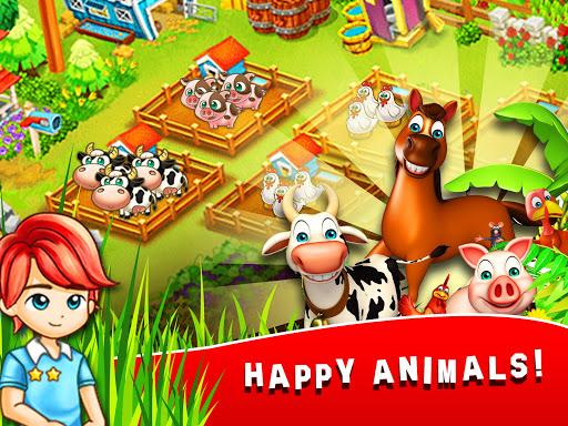 Happy Little Farm: Family Farmer Seaside 1.3 screenshots 3