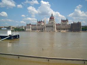 Photo: Dunaj w Budapeszcie w 2009 (09)