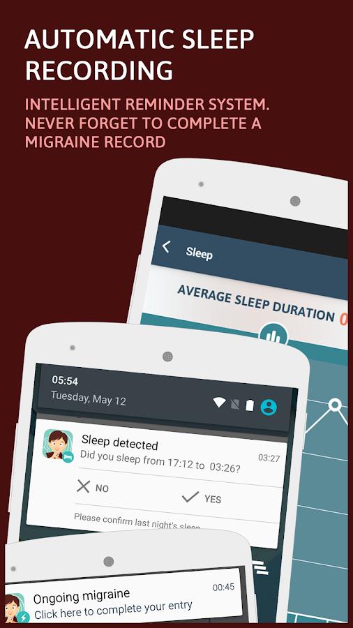 Migraine Buddy- screenshot