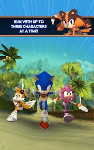 Sonic Dash 2: Sonic Boom - screenshot thumbnail