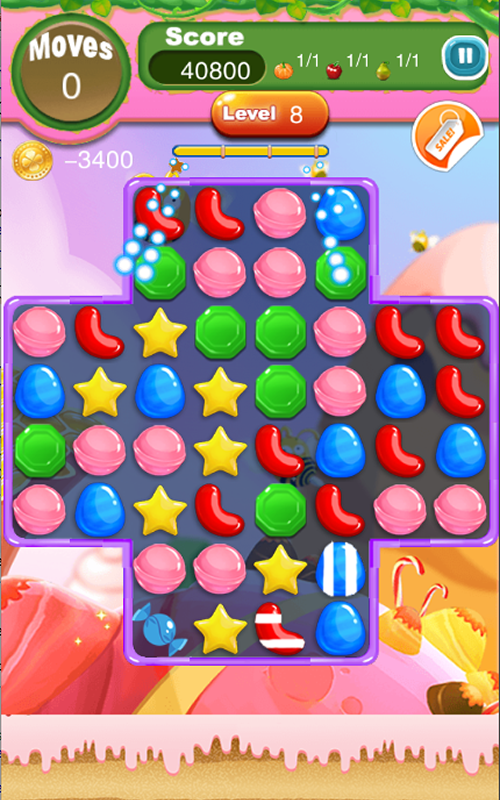 Candy Mania Mad- screenshot
