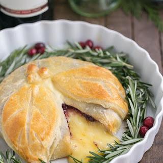 Cranberry Brie en Croute #LivetheCavitLife