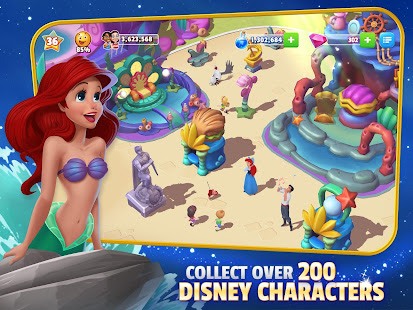 Download Disney Magic Kingdoms: Build Your Own Magical Park APK