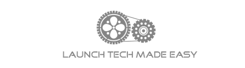 Launch Tech Made Easy logo