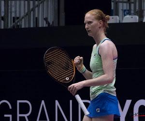 Alison Van Uytvanck gaat door naar de 2e ronde Roland Garros