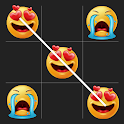 Tic tac toe Emoji icon