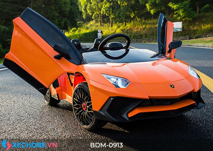 Xe ô tô điện trẻ em BDM-0913 14