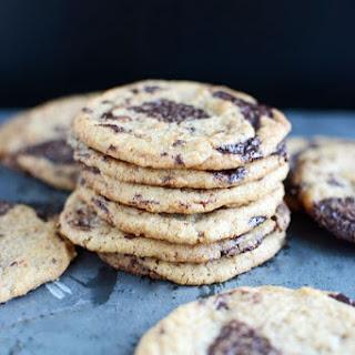 Spelt Chocolate Chunk Cookies