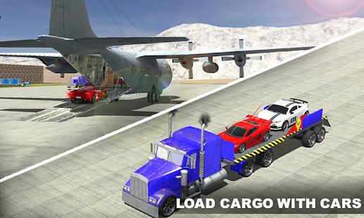 Airplane Pilot Car Transporter 2