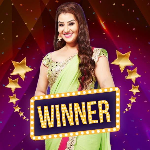 Shilpa Shinde Winner of Bigg Boss Season 11