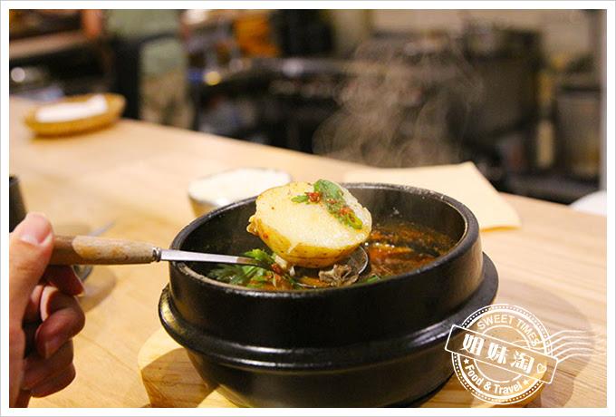 滿-手味料理手作馬鈴薯豬骨湯4
