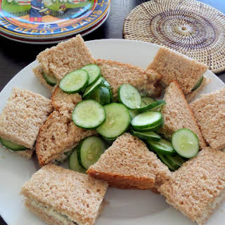 Cucumber Sandwiches Finger Sandwiches Recipes.