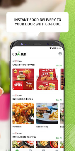 GO-JEK screenshot 4
