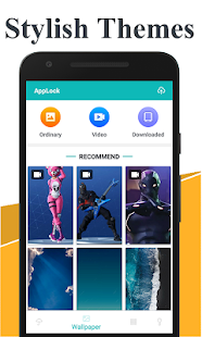 App Lock - applock, lock apps with stylish themes Screenshot