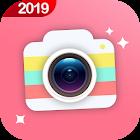 HD Beauty Selfie - Sweet cam Selfie Camera Editor icon