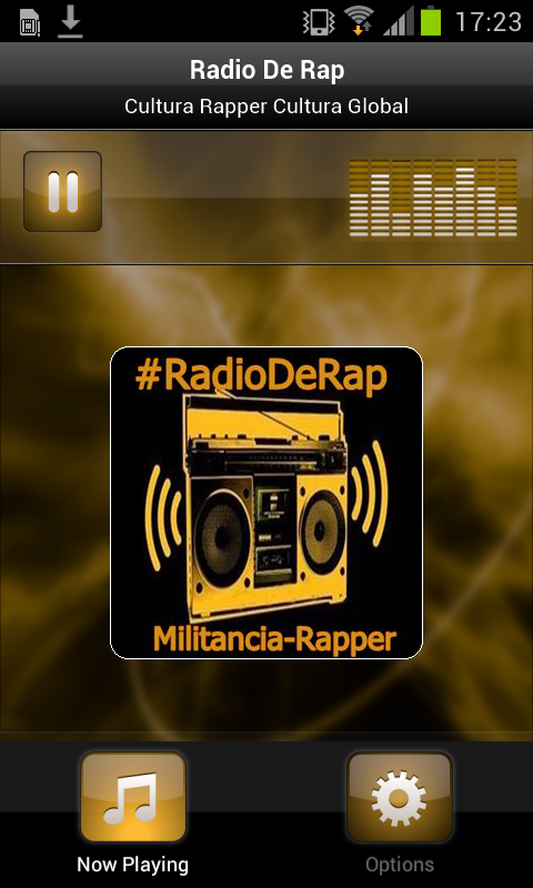 Radio De Rap- screenshot