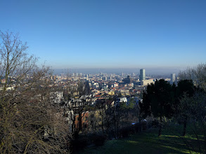Photo: Looking out over some of the city from the Slavín Monument.