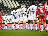 Pro League: un partage décevant entre le Sporting de Charleroi et Courtrai