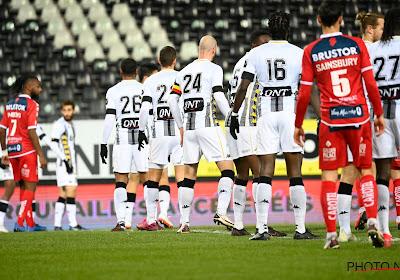 Het eindigt zoals het begon: Charleroi toont zich bleek afkooksel, terwijl KV Kortrijk vergeet te scoren