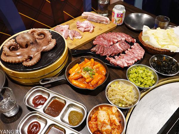 燒桶子韓風立燒,好肉質搭配專業代烤,美味燒肉讓人回味