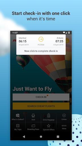 Pegasus Airlines screenshot 6
